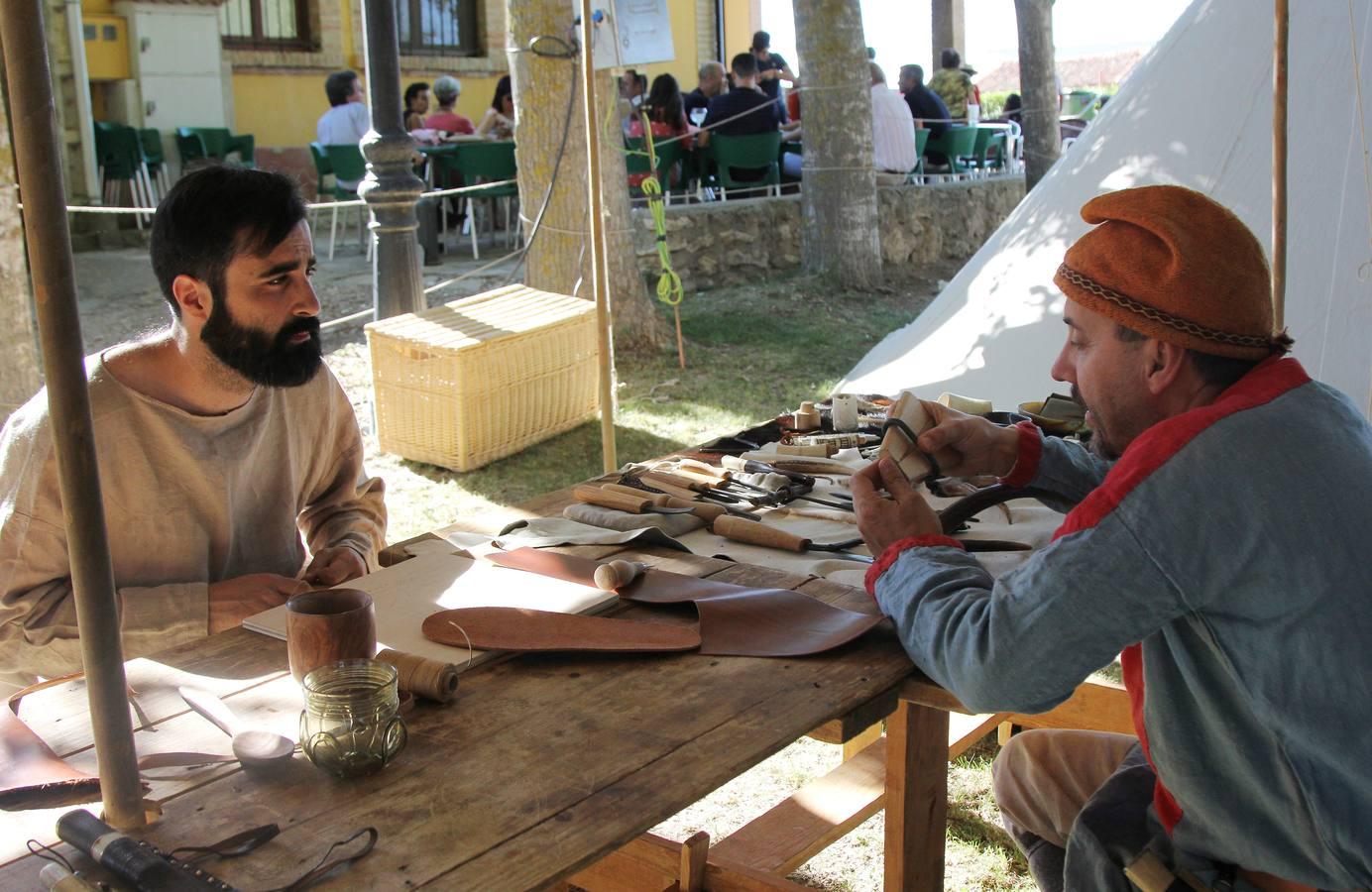 V Feria Visigoda en Palencia