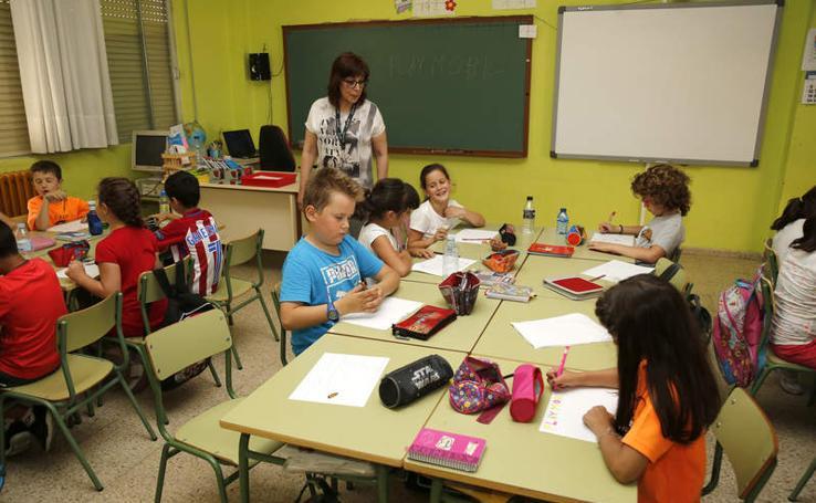 Así es el colegio Ave María de Palencia