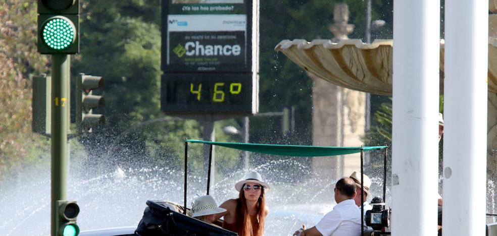 La ola de calor bate récords de temperaturas, pero comenzará a remitir hoy