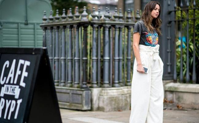 Manual de estilo de los pantalones 'paper bag'
