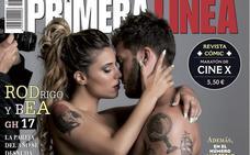Bea y Rodrigo se desnudan para la portada de 'Primera Línea'