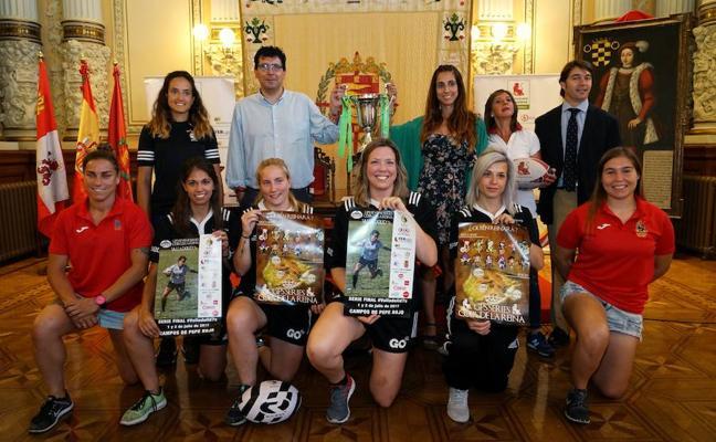 Valladolid acoge el 1 y 2 de julio la fase de la Copa de la Reina