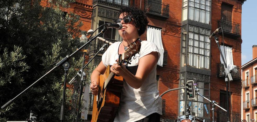 La música recorre las calles de Valladolid