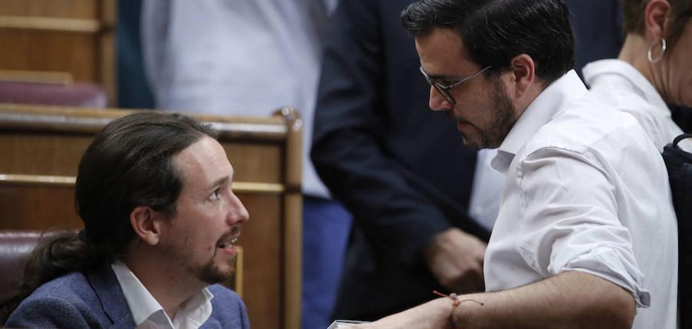 Iglesias pide ser «generosos» con IU tras el informe de Garzón