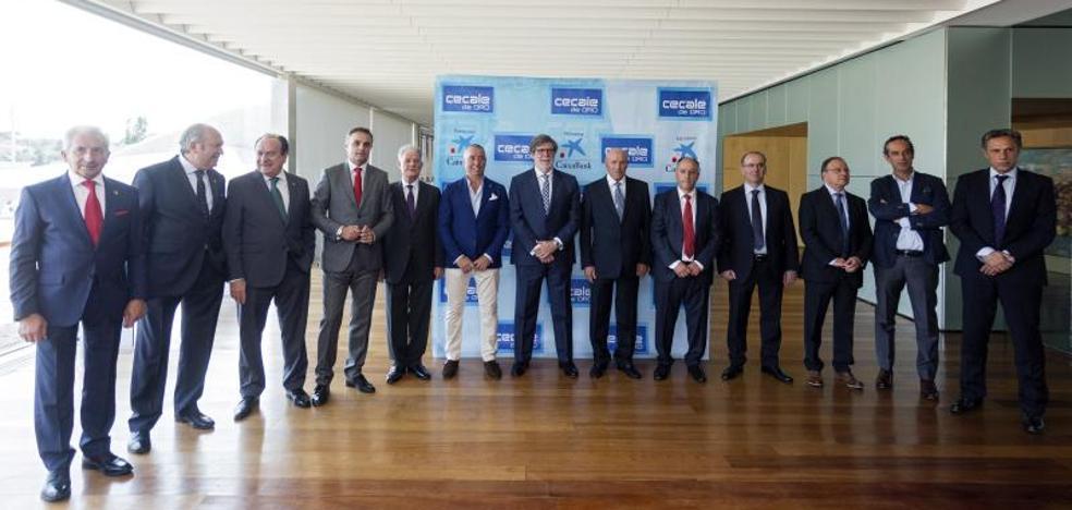 CECALE premia a nueve empresarios como artífices de estabilidad y crecimiento