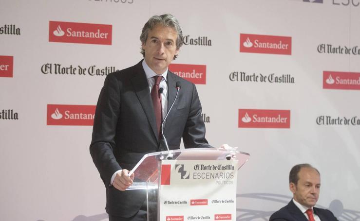 Íñigo de la Serna participa en Valladolid en la jornada 'Escenarios políticos' de El Norte de Castilla (2/2)