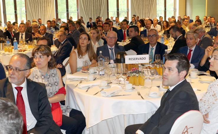 Invitados a la jornada 'Escenarios Políticos' de El Norte de Castilla