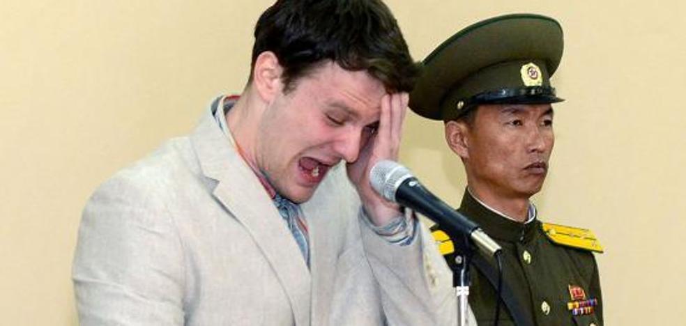 Corea del Norte niega haber torturado al estudiante estadounidense fallecido