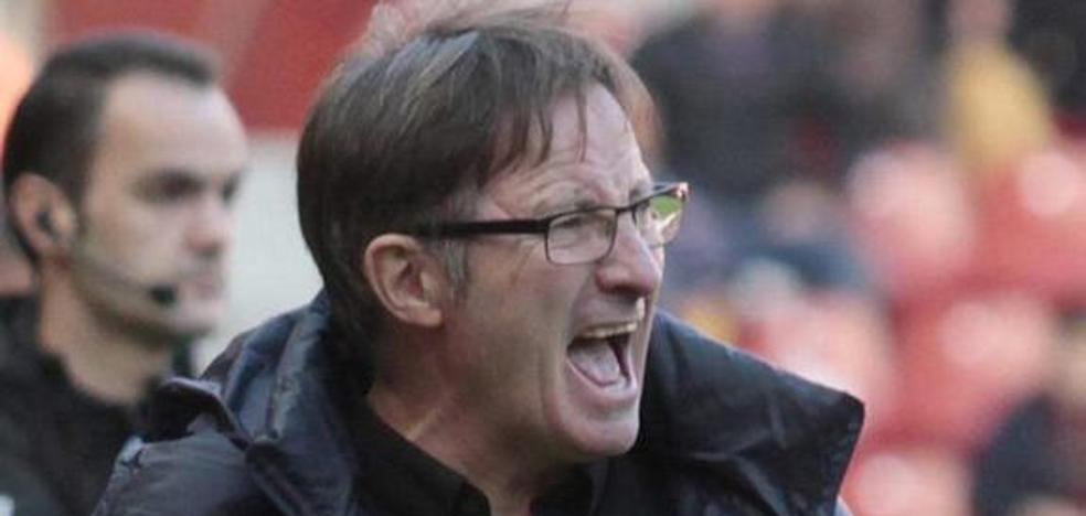 Anquela, nuevo entrenador del Real Oviedo