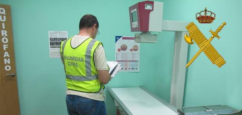 Investigada por instalar un aparato de rayos X sin certificar