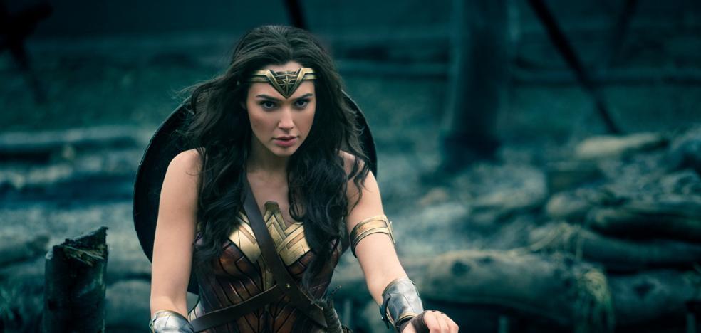 'Wonder Woman', la superheroína del cómic, pisará fuerte en la cartelera