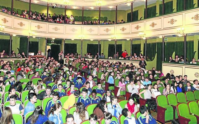 La Fundación Ciudad de Cultura acercará a los escolares al VIII Centenario de la Usal