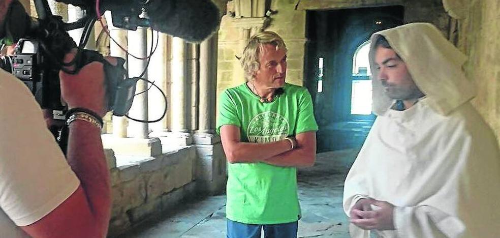 Jesús Calleja: «Este románico palentino es extraordinario, hay que mostrarlo»