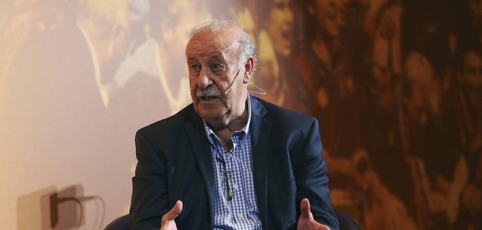 Del Bosque protagoniza el nuevo capítulo para difundir el talento de Castilla y León