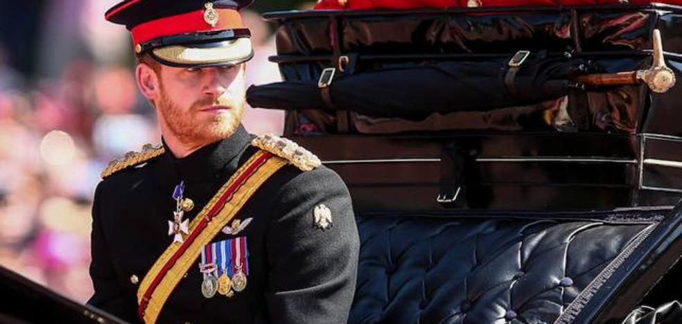 Según Enrique de Inglaterra, ningún Windsor quiere reinar
