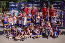 Salamanca se vuelca con el 3x3 Street Basket Tour