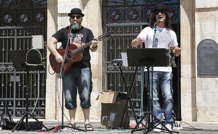 Conciertos tributo a Sabina en Palencia