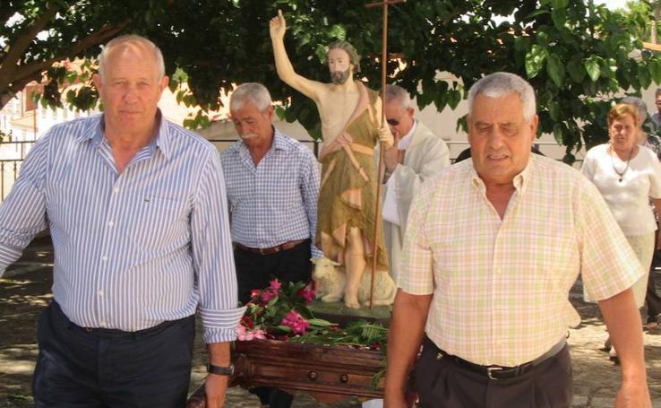 Fiestas patronales en honor a San Juan Bautista en Monterrubio