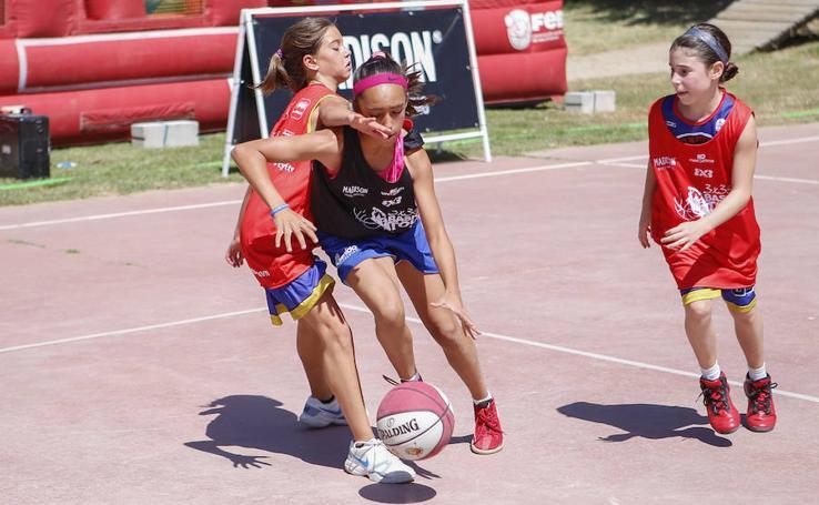 3x3 Street Basket Tour en Salamanca