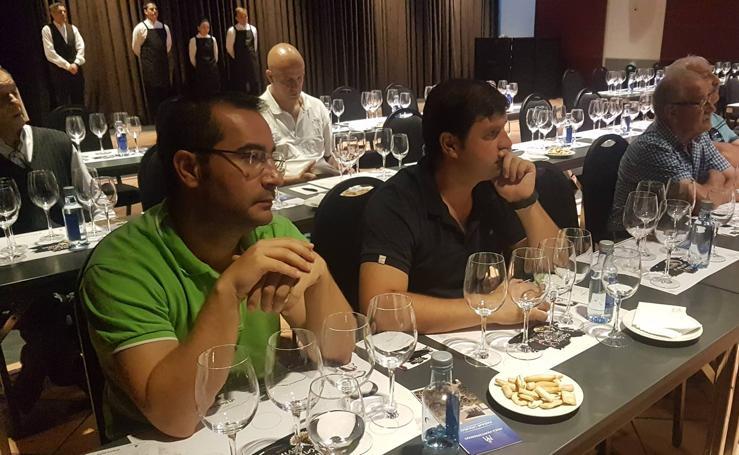 Los vinos de la bodega Finca Montepedroso en el Club de la cata de El Norte