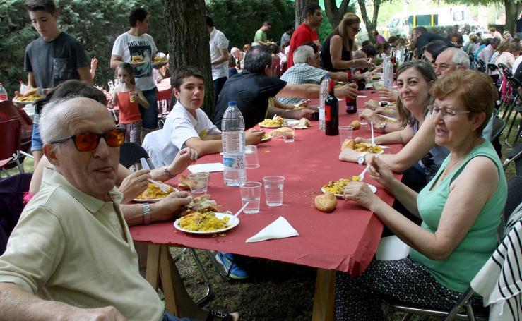 Fiesta de la Comunidad de Villa y Tierra de Cuéllar