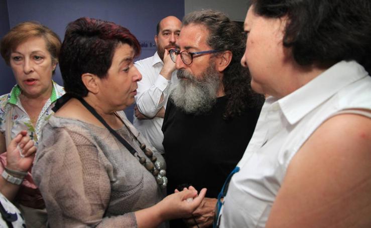 Segovia despide al director de Titirimundi, Julio Michel