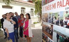 Tudanca promete «voz» para Palencia en la región y en Madrid