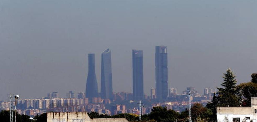 Aire negro en los pulmones del 94% de los españoles