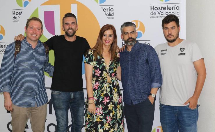 María José Hernández, nueva presidenta de los hosteleros vallisoletanos