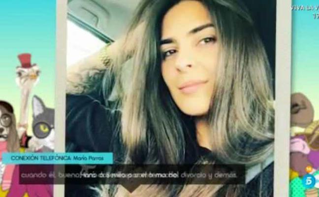 María Parras amenaza a Chabelita y a su novio con hablar