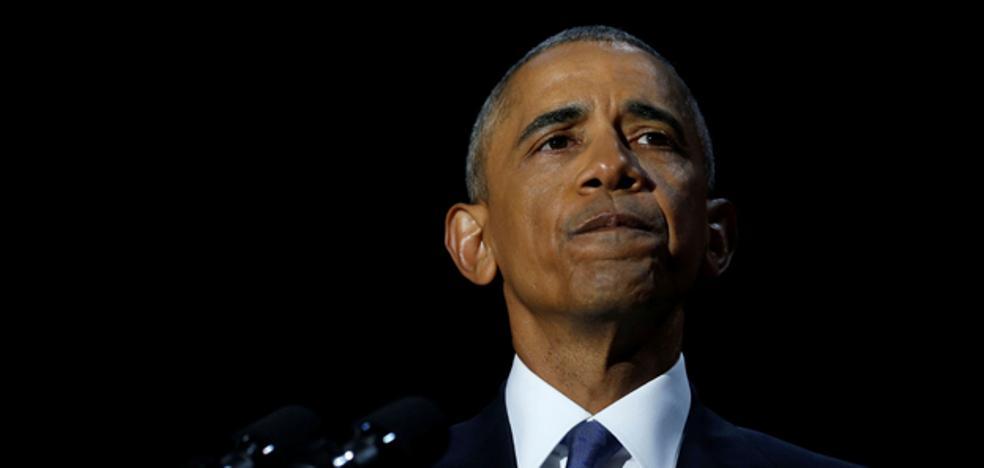 Los Obama, de vacaciones en Indonesia