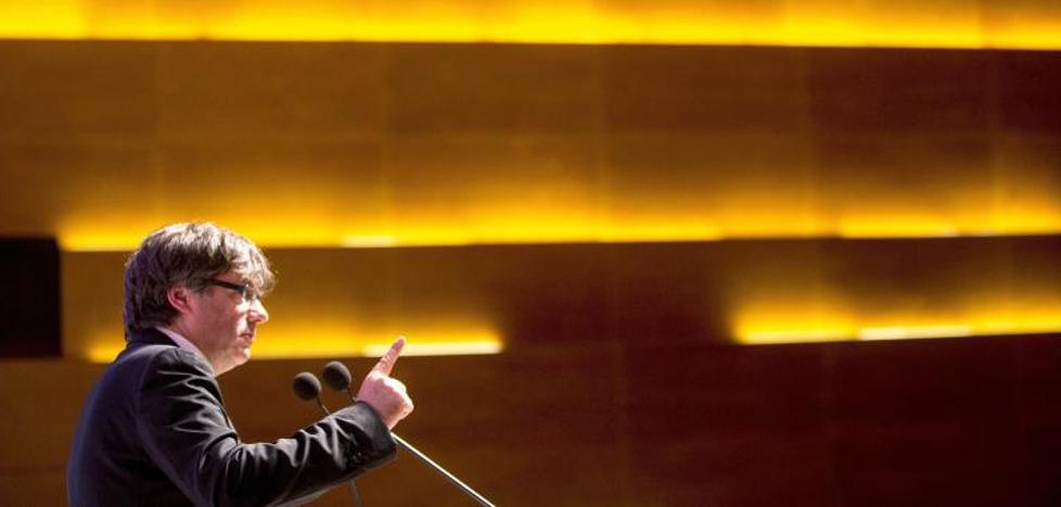 La carta de Puigdemont llega al Congreso