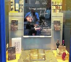 Las librerías hacen hueco al mundo del vino en sus escaparates