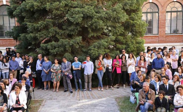 Fin de curso en el Jorque Manrique de Palencia