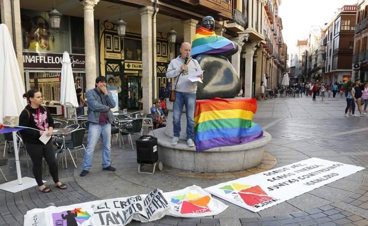 Orgullo LGTBI en Palencia