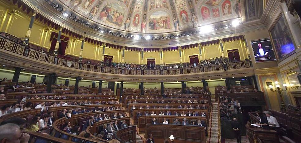 El Congreso celebra los 40 años de las primeras elecciones democráticas