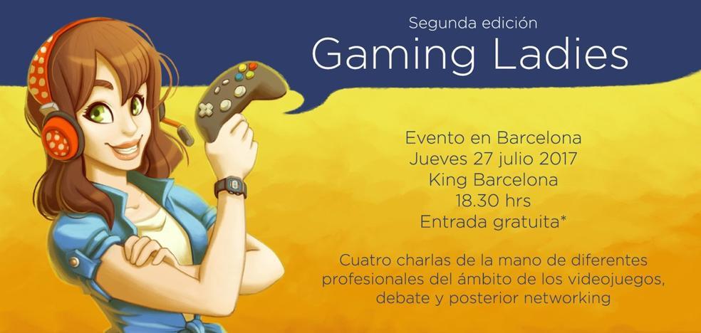 Cancelan el evento 'solo para mujeres', 'Gaming Ladies' por el acoso en las redes sociales
