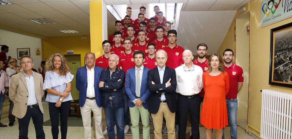28 años de voleibol en Palencia