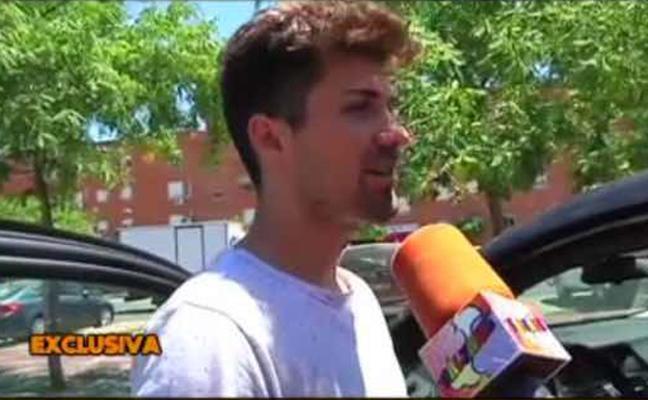 Alejandro Albalá no quiere saber nada de su ex María Parras