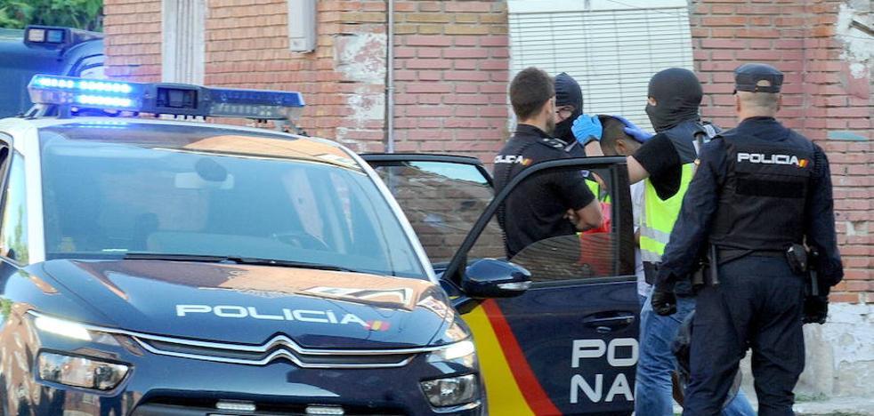 Una nueva redada contra el menudeo se salda con doce detenidos