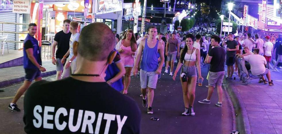 España recibió un 11,6% más de turistas internacionales hasta mayo con respecto a 2016