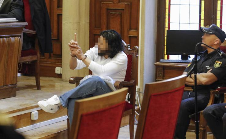 Juicio por el asesinato de Yolanda Jiménez en Salamanca