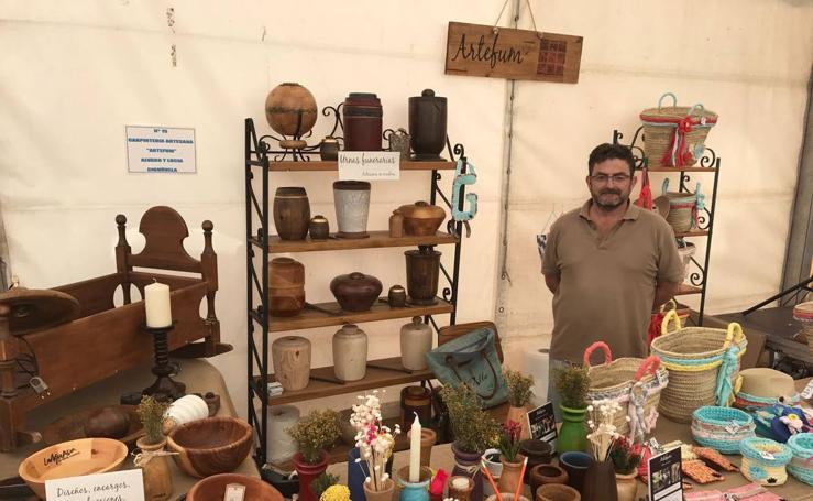 I Feria del emprendedor y del autónomo en Ciguñuela