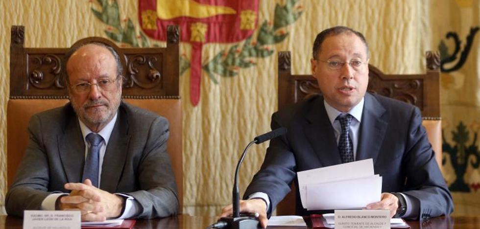 La Fiscalía pide procesar a los ediles de Valladolid Blanco y Sánchez por prevaricación