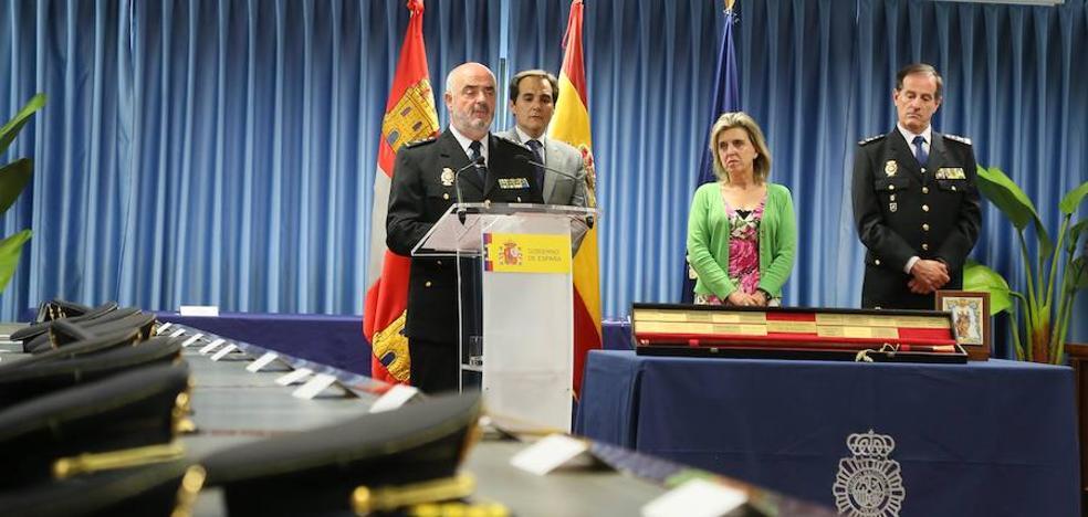 Hallan «armas de guerra» en varios registros en Valladolid y Laguna