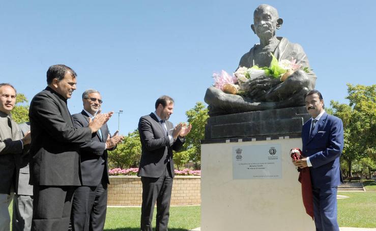 Hermanamiento de las ciudades de Valladolid y Ahmedabad