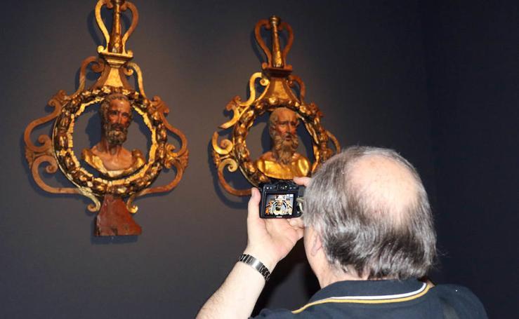 Exposición de Alonso Berruguete