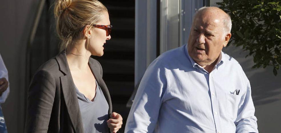 Amancio Ortega se consolida como la mayor fortuna de Europa