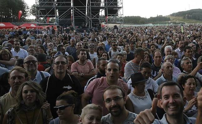 El festival encabezado por Sting en Gredos ocasionará cortes en cuatro carreteras