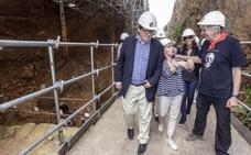 El Instituto Cervantes divulgará el proyecto científico de Atapuerca